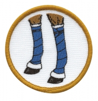 Bandaging badge